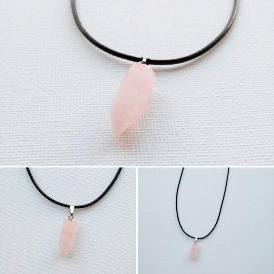 roosast kvartsist kaelaehe