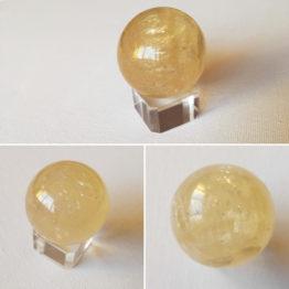 Tsitriinist kristallkuul